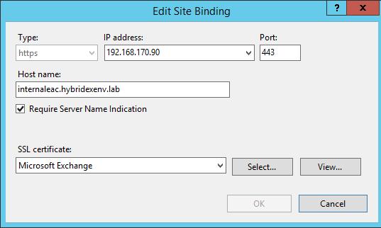 Set ip address to edit site binding