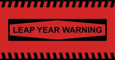 Leap Year Warning