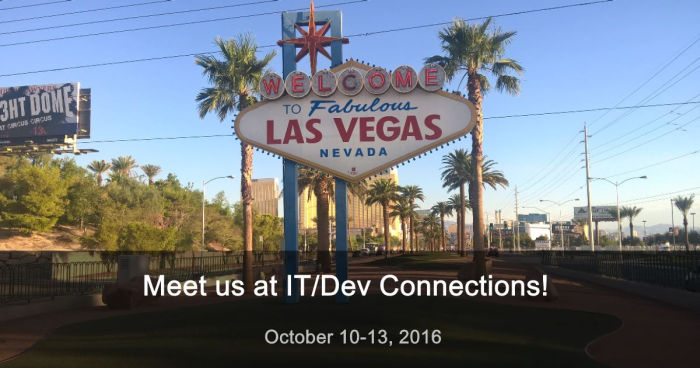CodeTwo at IT/Dev Connections 2016
