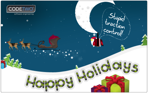 CodeTwo Christmas card