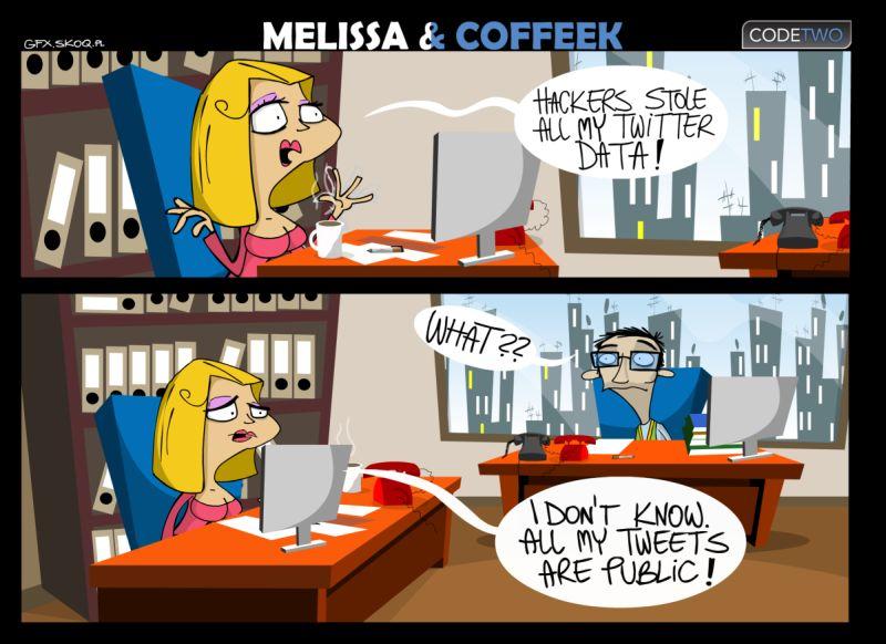 Melissa&Coffeek, Episode 5