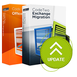 Update to CodeTwo migration tools