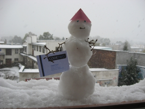 CodeTwo Snowman
