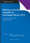 Exchange 2013 migration guide cover