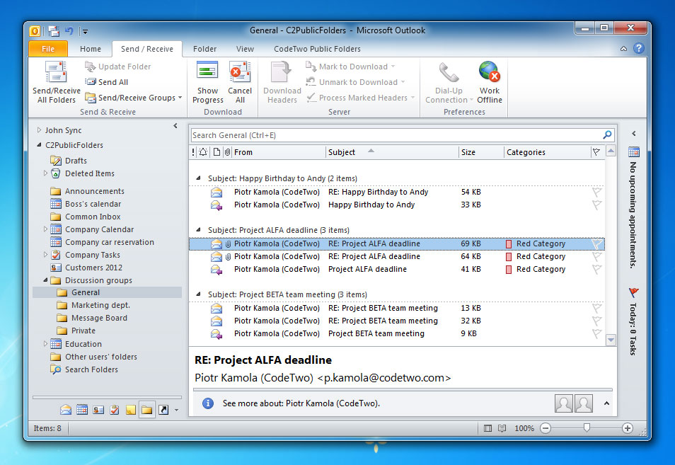 how to create zin folder