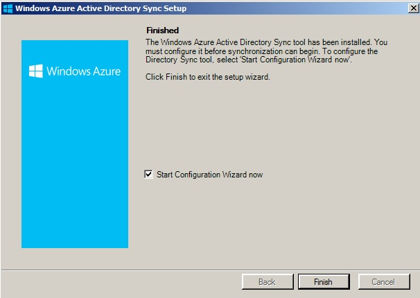 How to sync local Active Directory to Office 365 with DirSync
