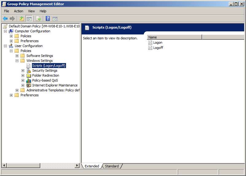 Active Directory Outlook Signature – VBScript