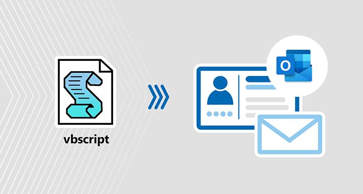 Outlook Signatures VBScript