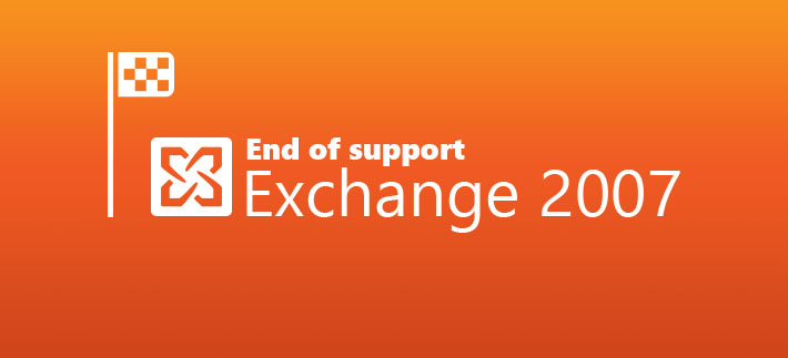 Exchange 2007 End of life and extended support