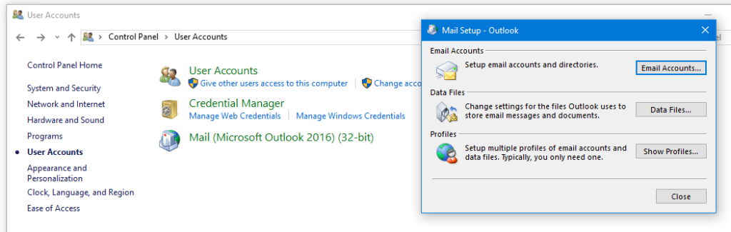 Outlook 2003 shared mailbox not updating