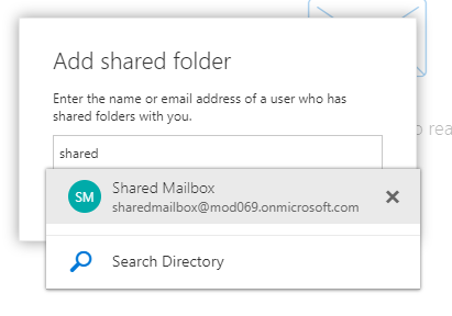 how to access shared mailbox in outlook on the web 6