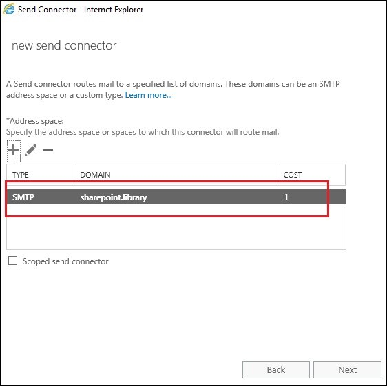 Exchange 2016 and Sharepoint integration 32