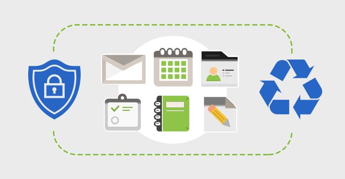 Office 365 Litigation Hold vs retention policy comparison