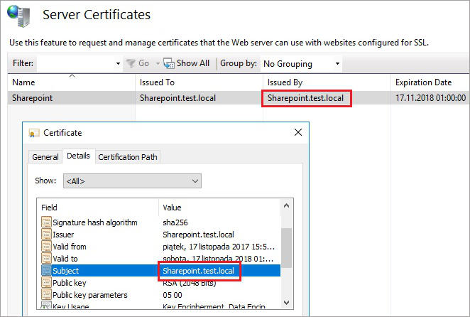SharePoint and Exchange integration - site mailbox 15