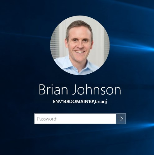 How to use Active Directory user photos in Windows 10 - Custom Windows 10 account picture