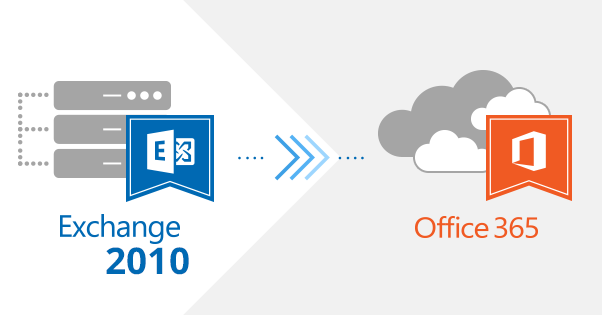 how to migrate from exchange 2010 to office 365