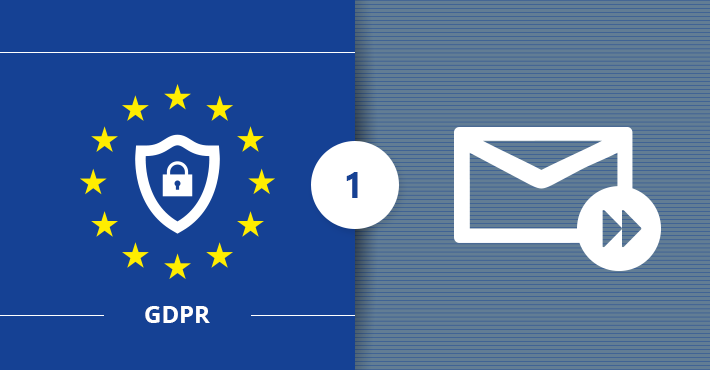 How advanced email forwarding can help you stay GDPR-compliant