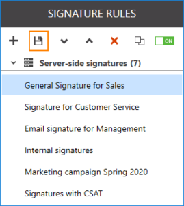 How to set up different email signatures for shared mailbox and user mailbox in Office 365 5
