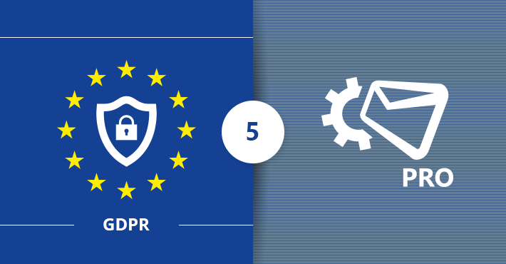 How CodeTwo software can help you achieve GDPR compliance