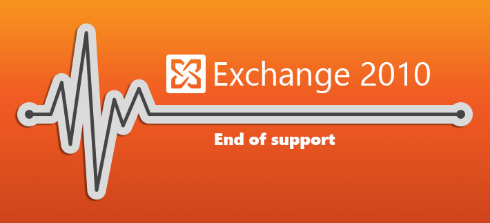 Exchange 2010 end of life