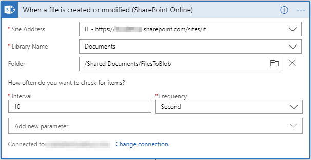 File is created or modified SharePoint Online