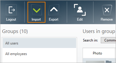 Import user photos to Office 365