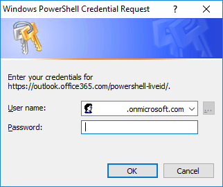 Credential Request Remote PowerShell