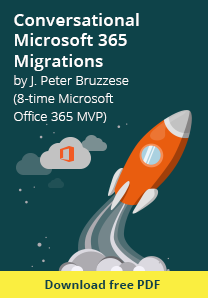 Ebook Conversation Microsoft 365 Migrations