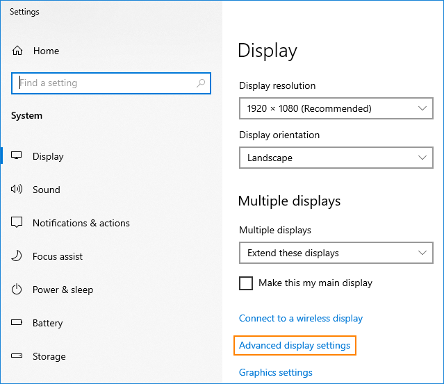 SCVMM console doesn't start - advanced display settings
