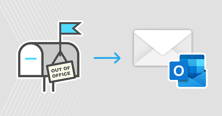 Outlook Out of Office message