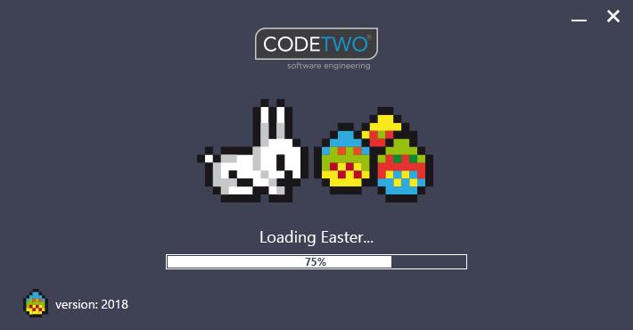 Loading Easter 2018