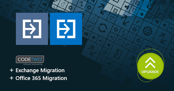CodeTwo migration tools upgraded to version 3.0