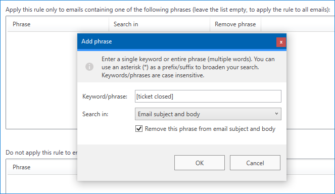 CodeTwo Email Signatures for Office 365 - CSAT keywords