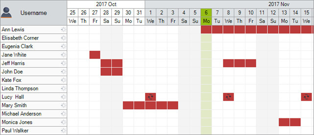 CodeTwo Out Of Office Manager Freeware scheduler