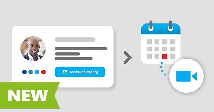 Create and schedule online meetings in CodeTwo Email Signatures for Office 365