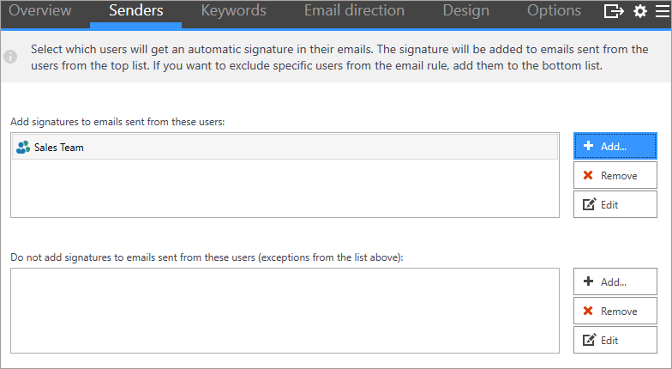 Email Signatures for Office 365 09