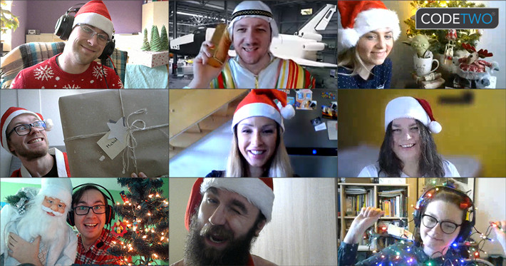 Happy 2020 Holidays from CodeTwo