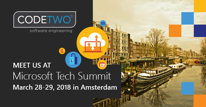 Meet us at Microsoft Tech Summit 2018