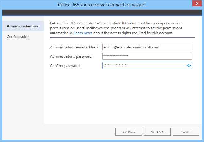 Migration from Office 365