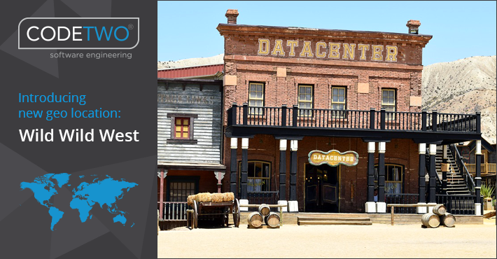 Wild Wild West Datacenter C2