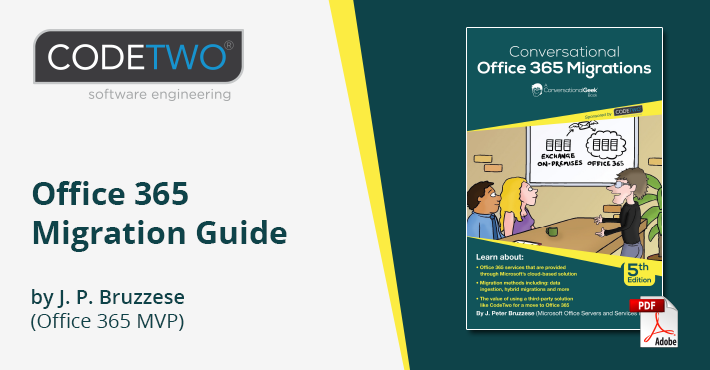 Office 365 migration delivered in a conversational way