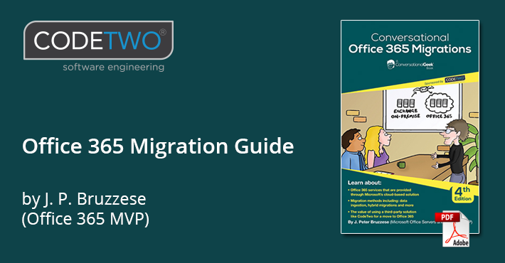 A new edition of Conversational Office 365 Migrations
