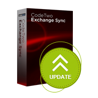 CodeTwo Exchange Sync 2.6