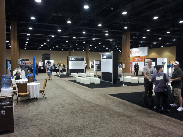 Exhibition Hall - MEc 2012