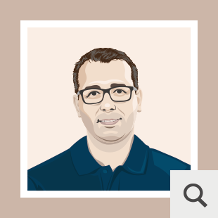 Mariusz Kędziora, a Microsoft Evangelist