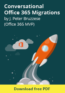 Conversational Office 365 Migrations