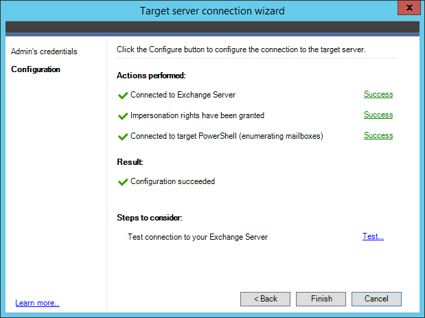 How to - Configure a Job | CodeTwo Office 365 Migration ...