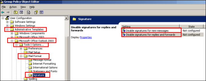 How To Prevent Outlook From Adding Signatures