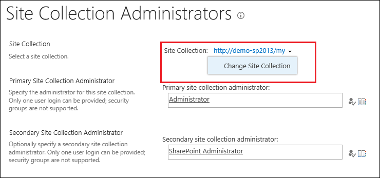 Create a user to back up SharePoint data