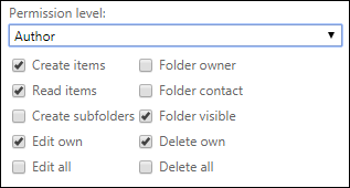 How to retain folder permissions after restoring/migrating